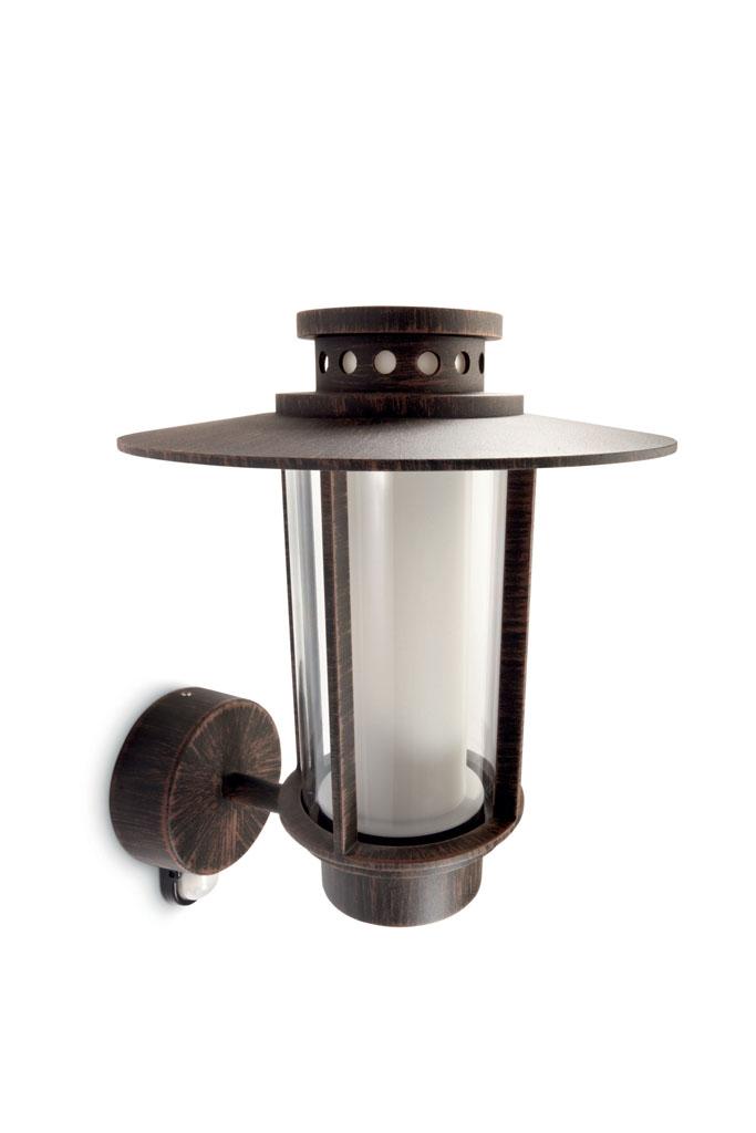 Philips origin aussen wandlampe mit bewegungsmelder - Aussen wandlampe ...