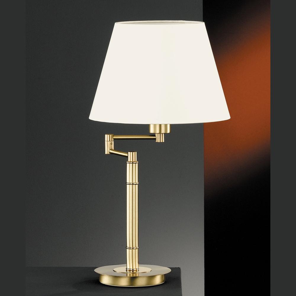 ansprechende tischlampe messing. Black Bedroom Furniture Sets. Home Design Ideas
