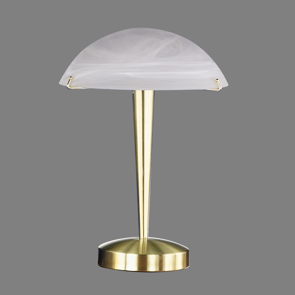 touch tischlampe messing matt. Black Bedroom Furniture Sets. Home Design Ideas