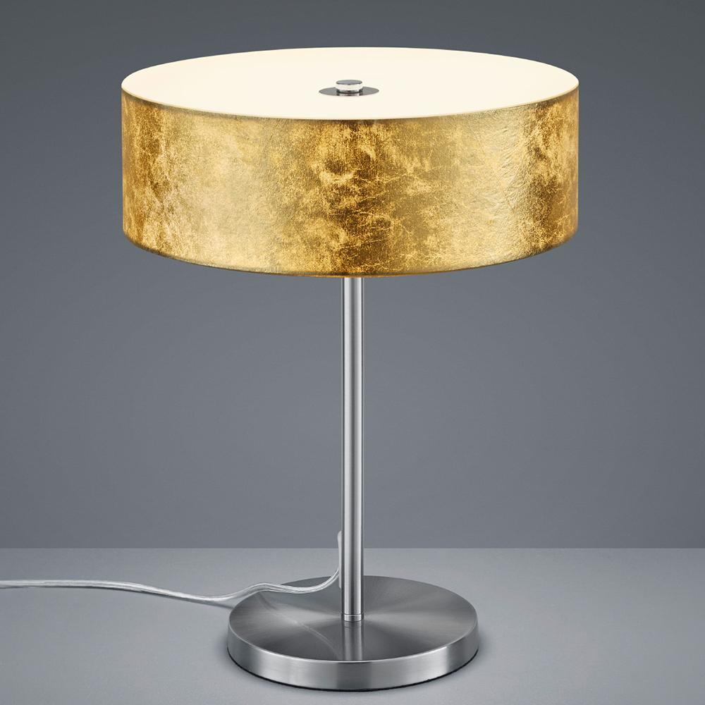 Perfect LED Tischleuchte Mit Aktueller Technik Im Retro Design