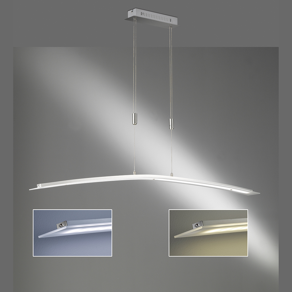 Led Esszimmerlampe Mit Touch Dimmer Und Farbtemperaturwechsler