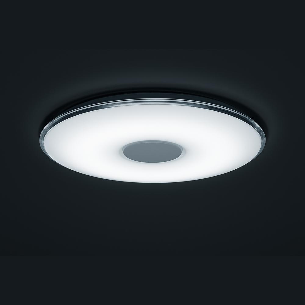 deckenlampe led mit fernbedienung und nachtlicht. Black Bedroom Furniture Sets. Home Design Ideas