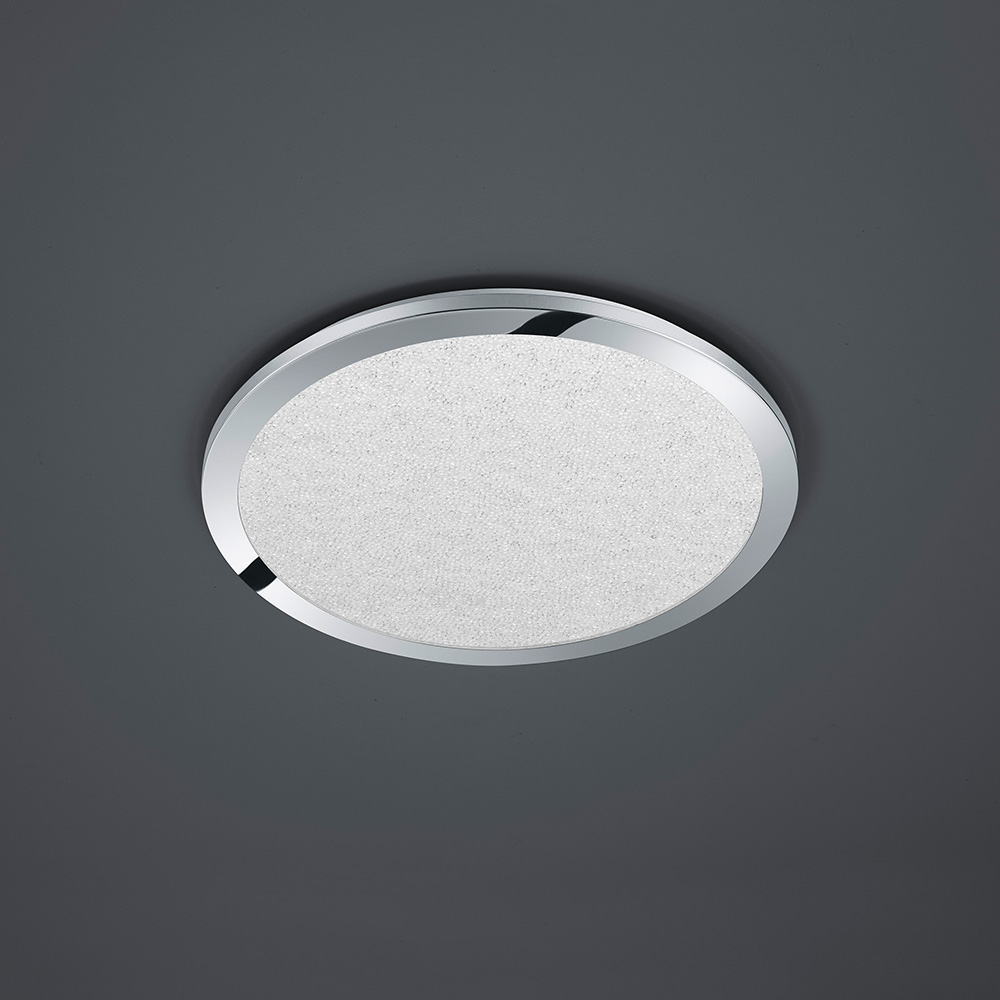 Chromlampe für Bad, Outdoor oder als Innenlampe LED