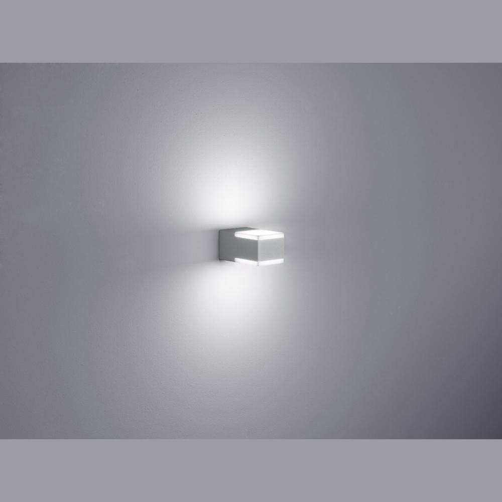 led aussenlampe lampe led wandlampe f r aussen. Black Bedroom Furniture Sets. Home Design Ideas