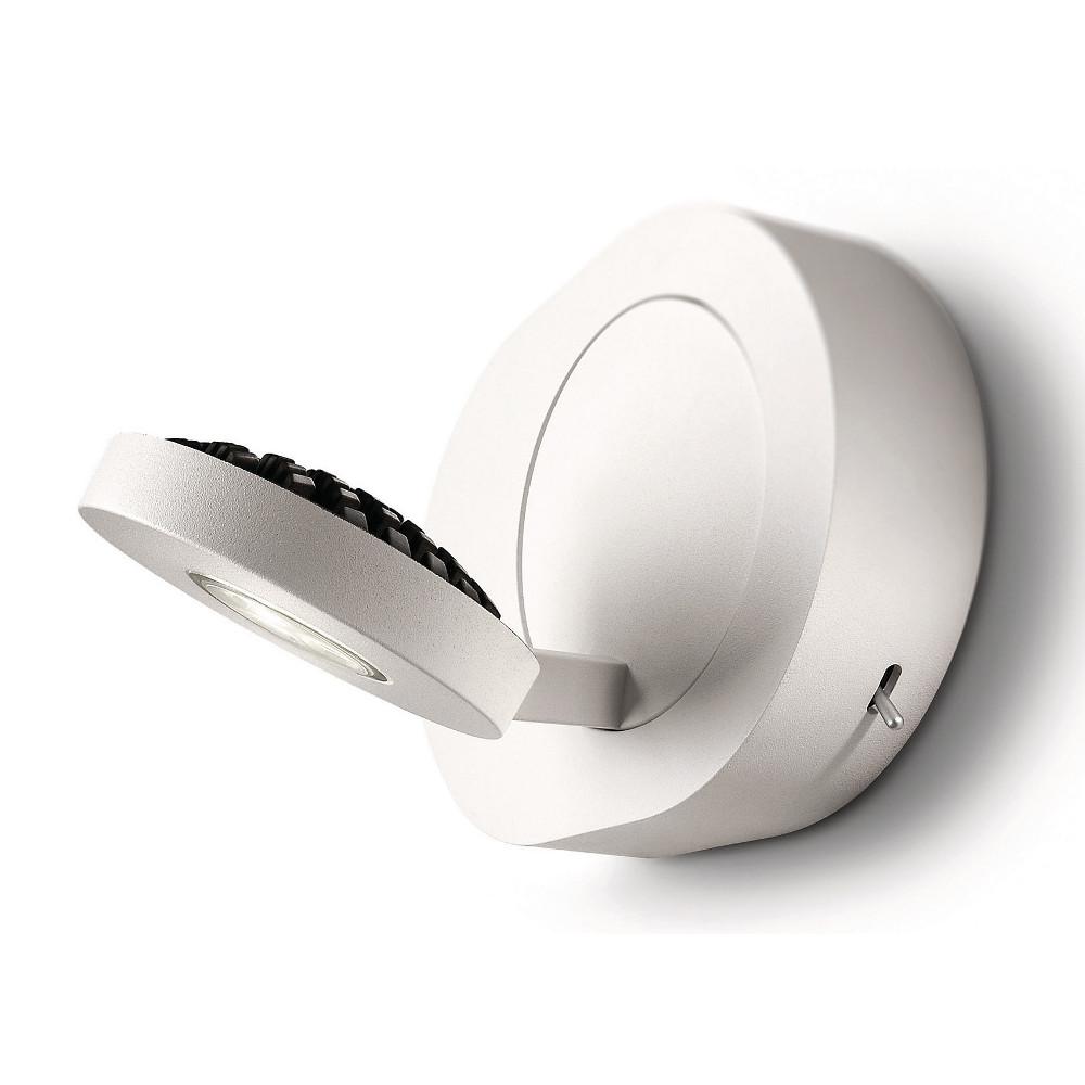 led design wandleuchte deckenlampe philips scope dimmbar. Black Bedroom Furniture Sets. Home Design Ideas