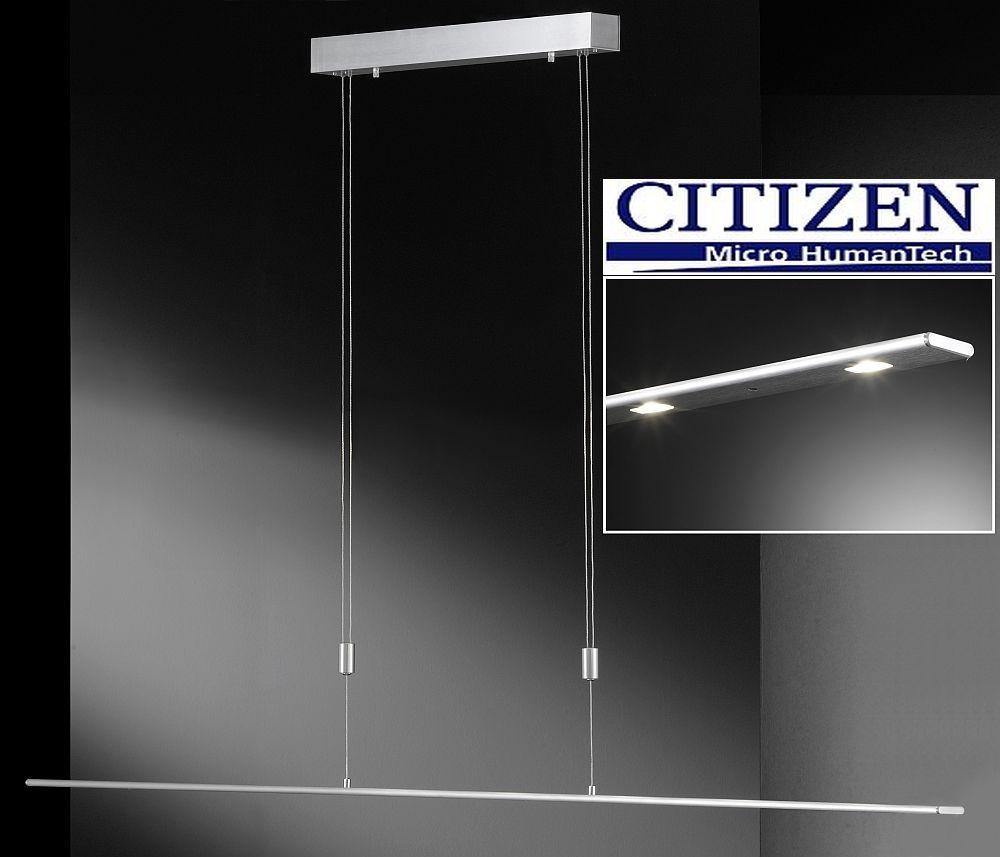 led h ngelampe dimmbar citizen leuchten inside. Black Bedroom Furniture Sets. Home Design Ideas