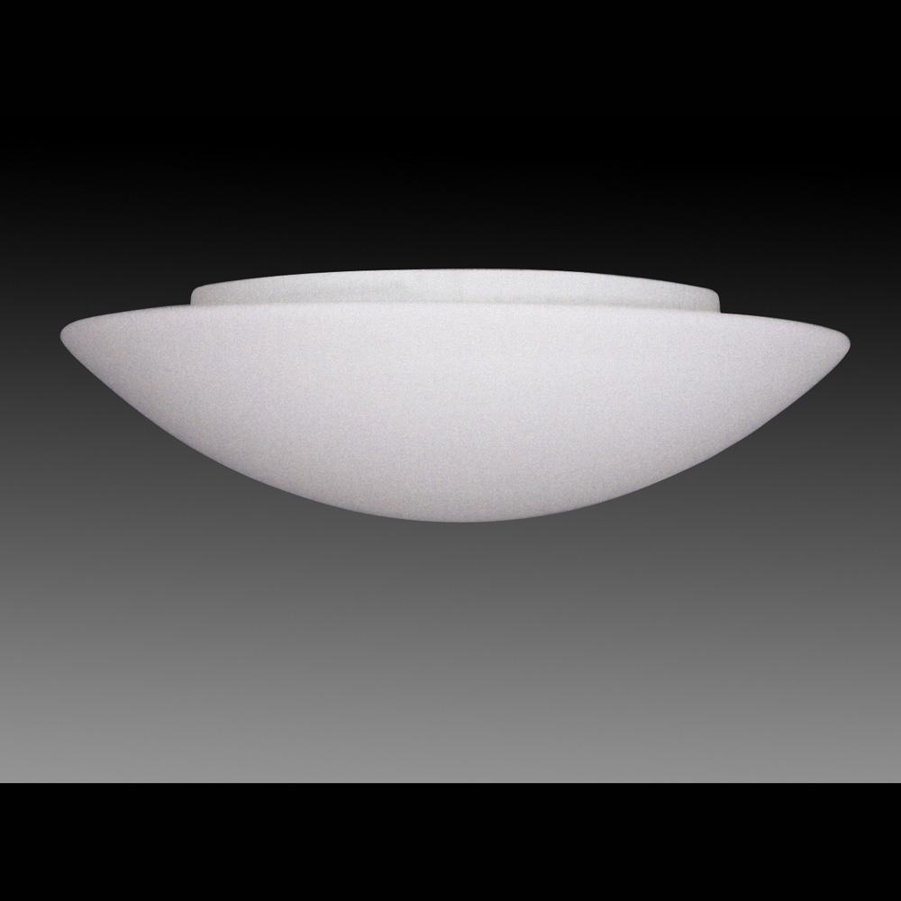 Runde glas badezimmerlampe mittel for Runde deckenlampe