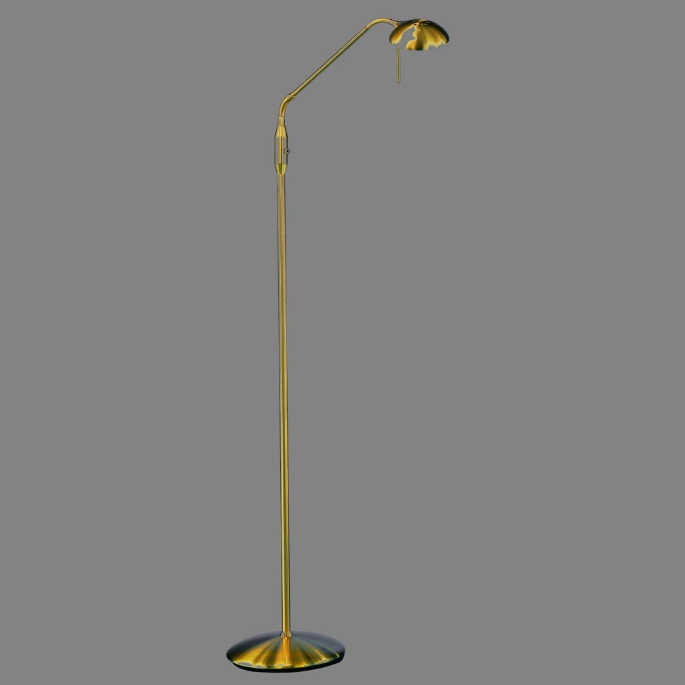 Entzückend Messing Stehlampe Sammlung Von