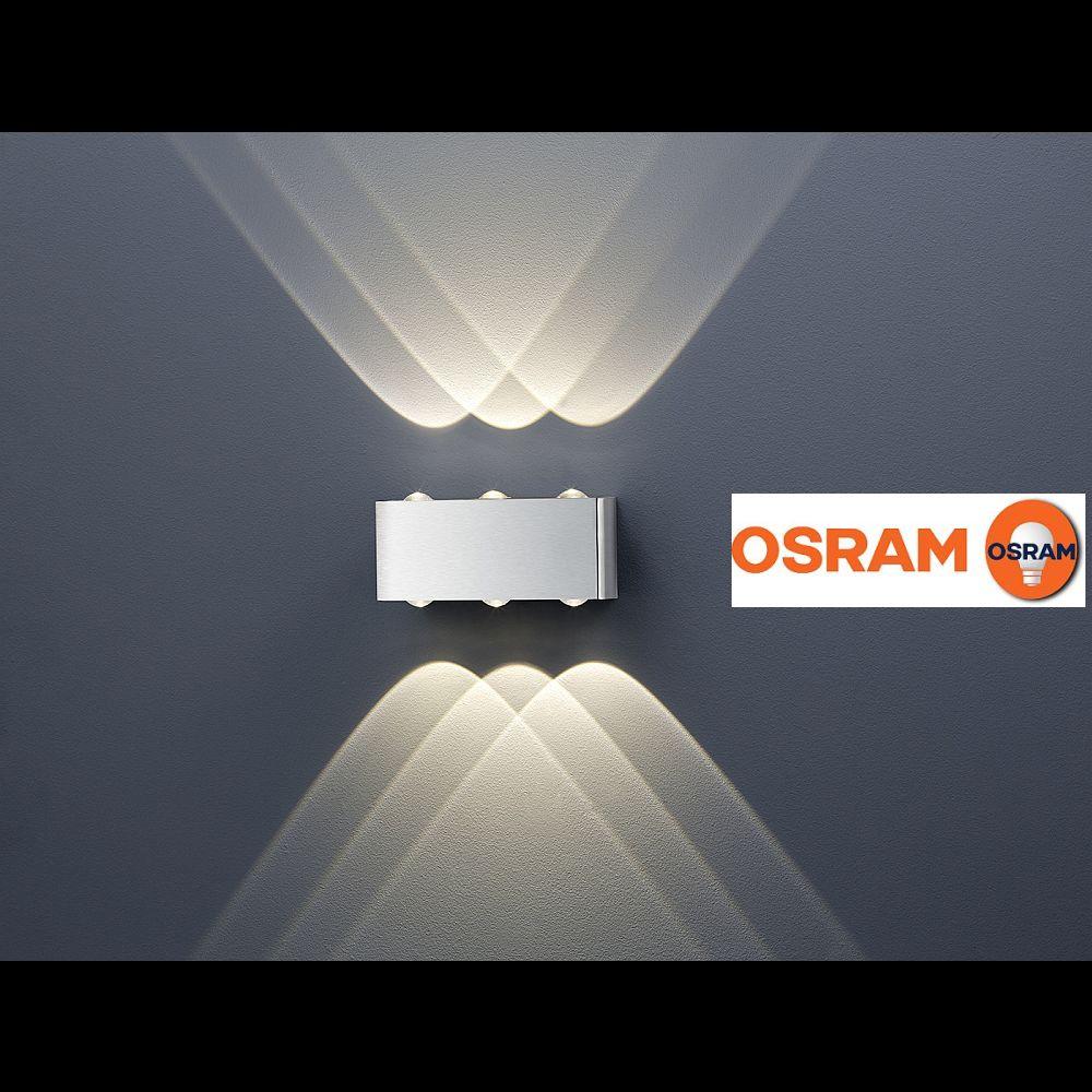 wandlampe mit osram led fuer bezauberndes licht