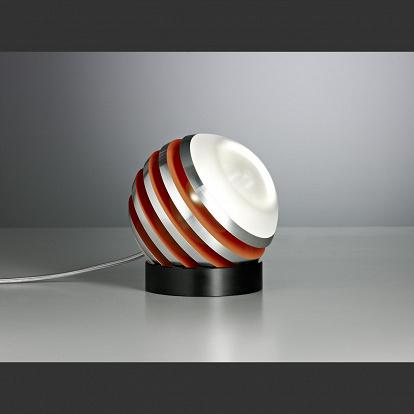 Tecnolumen Bulo Tischlampe orange