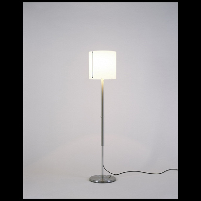 Serien.Lighting JONES MASTER Stehlampe S gelb