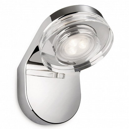 "LED Wandleuchte Strahler dimmbar PHILIPS InStyle ""Mira"""