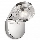 PHILIPS InStyle Mira 1er Strahler Bad dimmbar