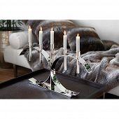 designer kerzenst nder f r stabkerzen. Black Bedroom Furniture Sets. Home Design Ideas