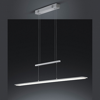 Dimmbare LED Pendelleuchte in modernem Design