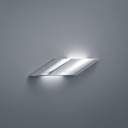 Moderne LED-Wandleuchte mit Up and Down Beleuchtung