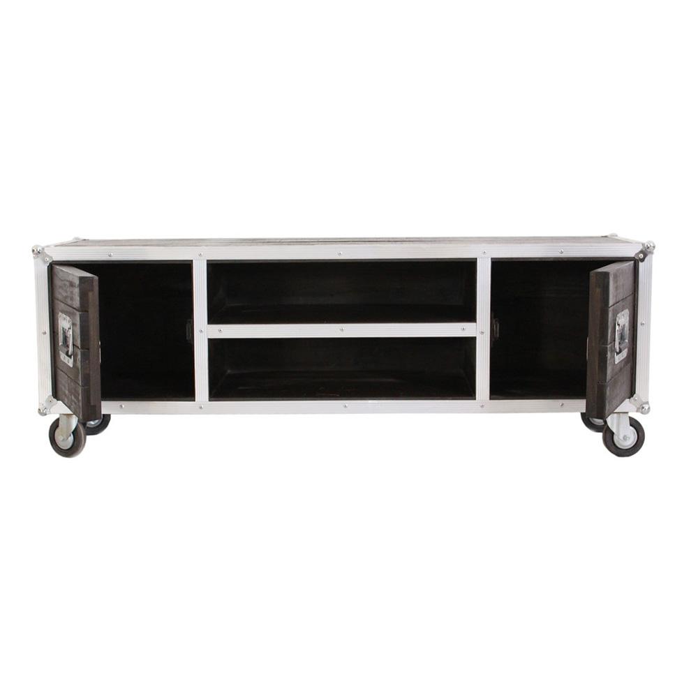 TV-Lowboard mit zwei Türen