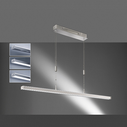 LED-Hängeleuchte in modernem Design
